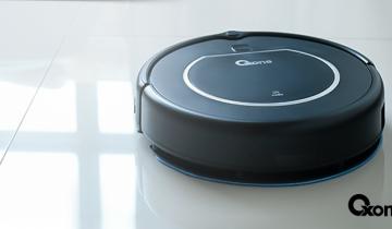 Robot Vacuum OX-889 Bersihkan Rumah Tanpa Lelah