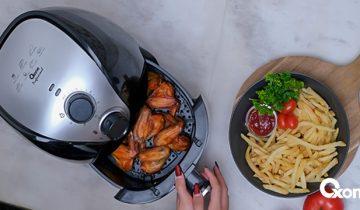 Air Fryer Kurangi Lemak & Pemicu Kanker Pada Makanan