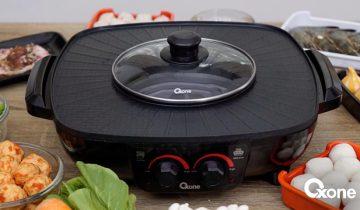 BBQ Rumahan Ala Oxone Dengan Teppanyaki Cooker