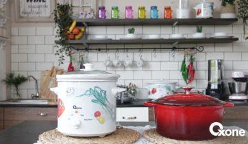 Tips Agar Dapur Tetap Bersih Dan Rapi Ala Oxone