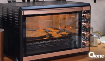 Oven Minimalis Oxone Rosegold Giant Oven OX-899RC4R