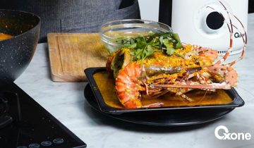 Resep Lobster Lempah Nanas Ala Chef Fransiskus Wahyu