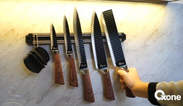 Mengenali Pisau Oxone Performa Knife Set OX-619