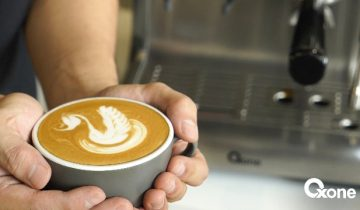 Ciptakan Kopi Ala Café Dengan Coffee Machine OX-215