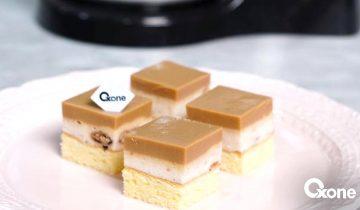 Kreasi Resep Bolu Pudding Kopi Ala Chef Oxone