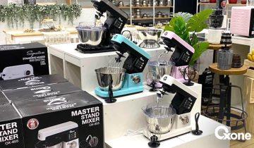 Warnai Dapurmu Dengan Oxone Black Standing Mixer